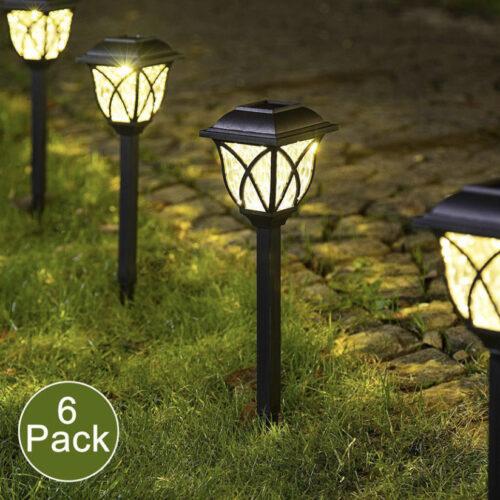 E0012_LingBusiness Solar Outdoor Landscape Light Lawn Lights
